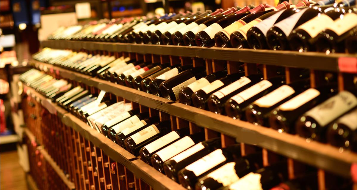 Wine Calgary - Liquor Store Calgary | Olympia Liquor