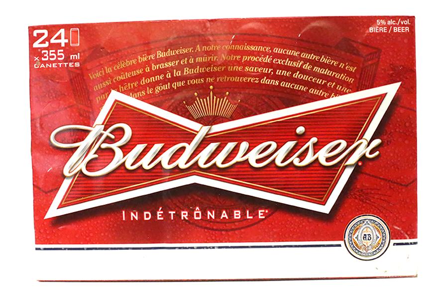 Budweiser 24pc