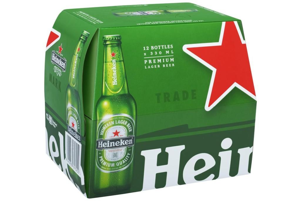 Heineken 12pb