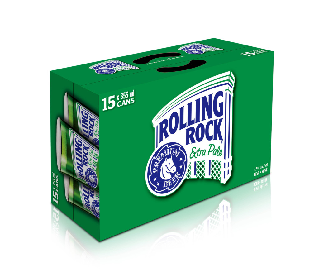 Rolling Rock 15 Packs