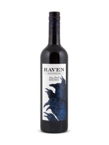 Raven Deep Dark Red