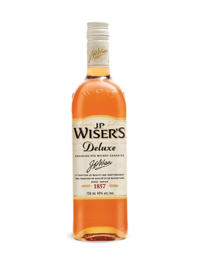 Wiser's Deluxe Whisky 750ml